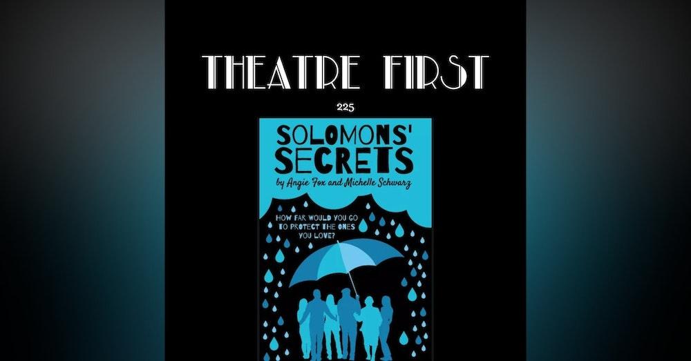 225: Solomon's Secrets (Saltpillar Theatre, Melbourne, Australia) (review)