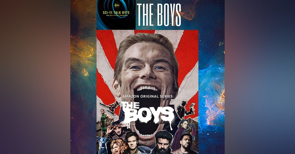 Byte Karen Fukuhara And Tomer Capon On The Boys Season Two