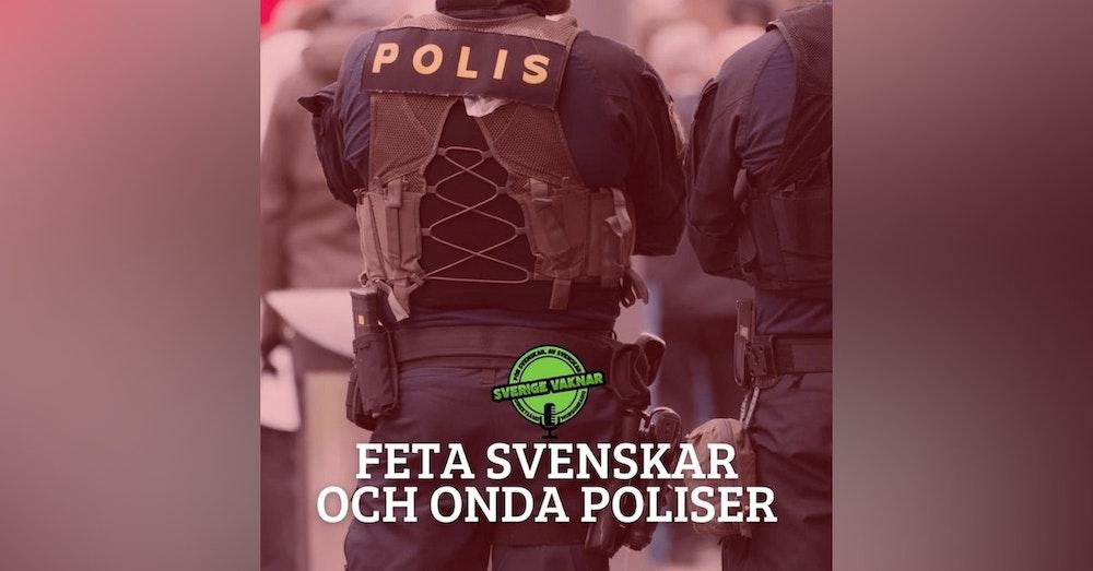 345. Feta svenskar och onda poliser