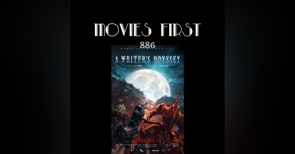 A Writer's Odyssey (Action, Adventure, Crime) (the @MoviesFirst review)
