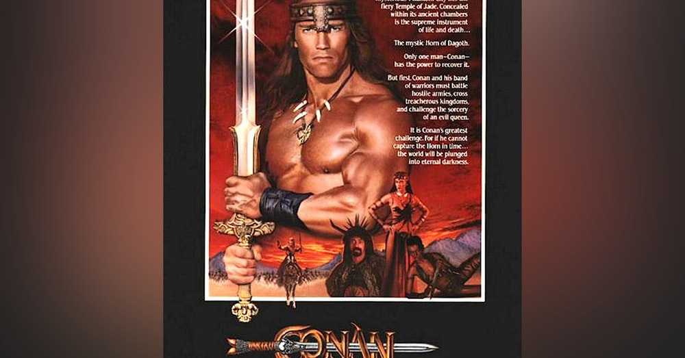 Conan the Destroyer (w/ Kristian Odland)