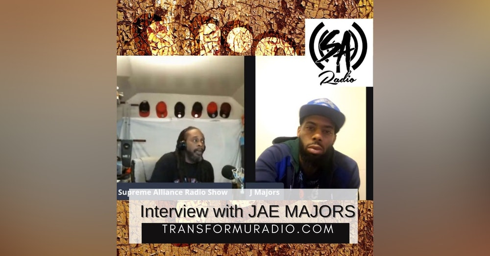 Music Interview with upcoming Hip Hop artist J Majors