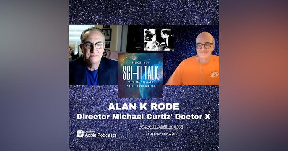 Alan K Rode On Doctor X