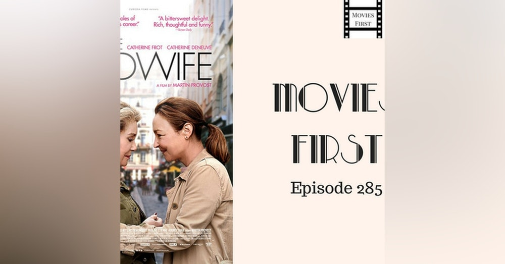 285: The Midwife (Sage femme) (French) - Movies First with Alex First & Chris Coleman