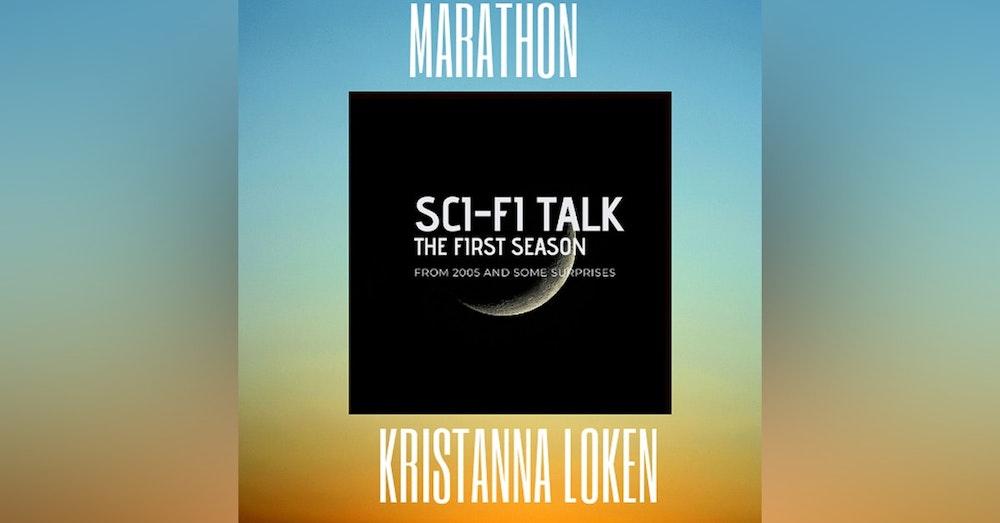 Holiday Marathon Kristanna Loken
