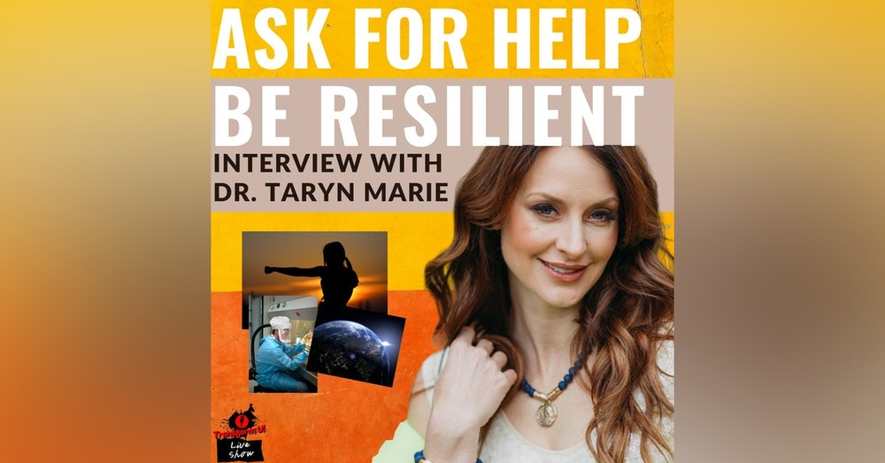 How Being Vulnerable Will Kickstart Resiliency During the #Coronavirus with Dr. Taryn Marie