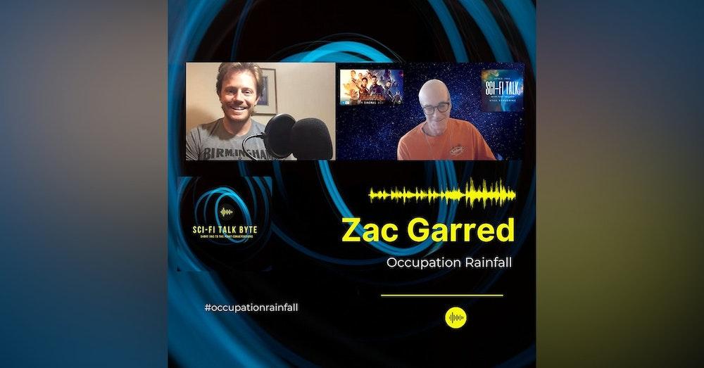 Byte Zac Garred On Occupation Rainfall