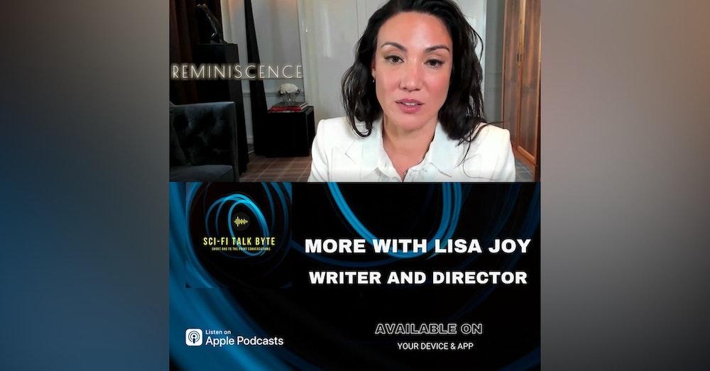 Byte Lisa Joy Reminiscence