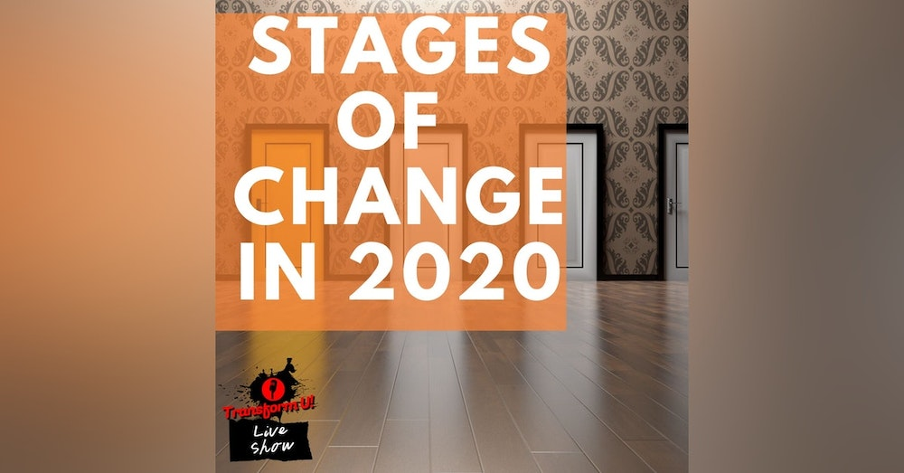 The Different Stages of Really Making Change or Achieving a Goal | Series part 3 of 5