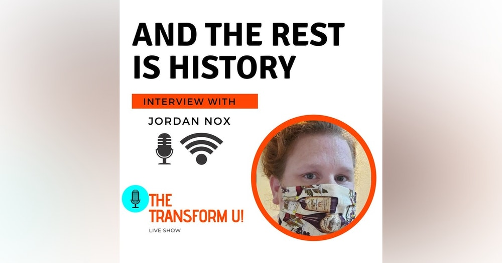 And the Rest is History Interview with Jordan Nox