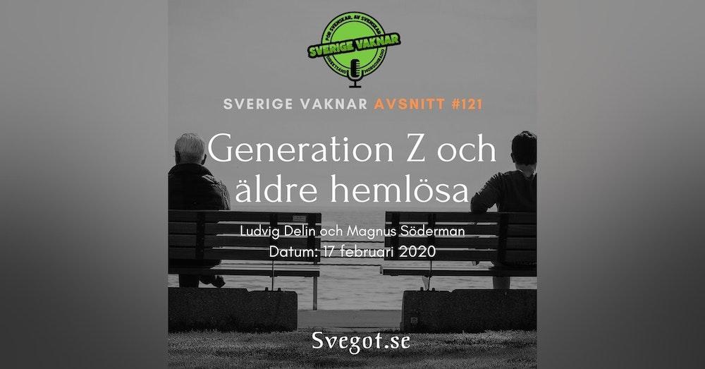 121. Generation Z och äldre hemlösa