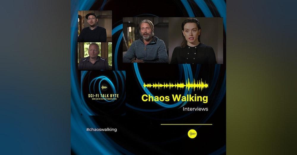 Byte Chaos Walking
