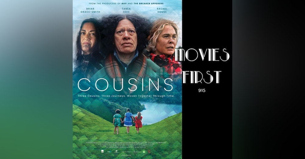 Cousins (Drama (New Zealand) the @MoviesFirst review)