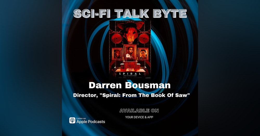 Byte Darren Bousman On Spiral The Book Of Saw