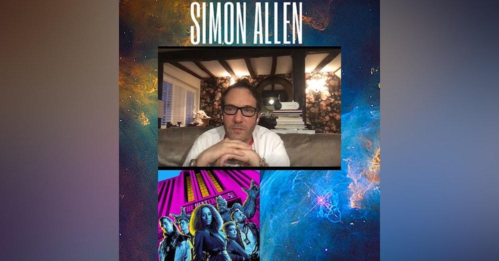 Simon Allen The Watch