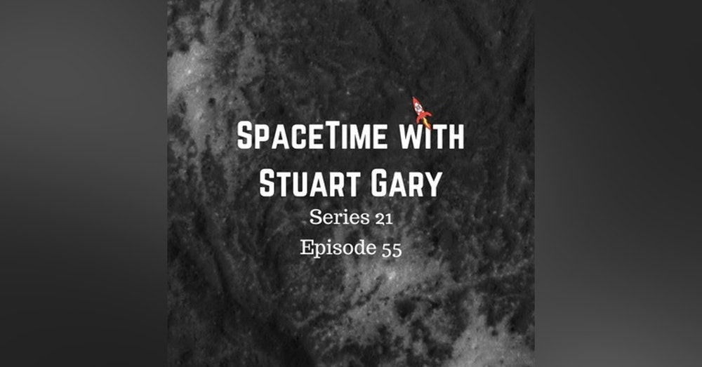 55: Dawn Spacecraft Reaches Its Lowest Ever Orbit Around Ceres - SpaceTime with Stuart Gary Series 21 Episode 55