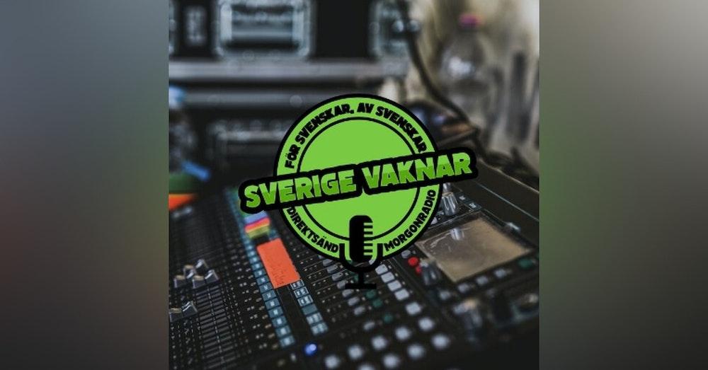 Sverige vaknar - 18 december 2020