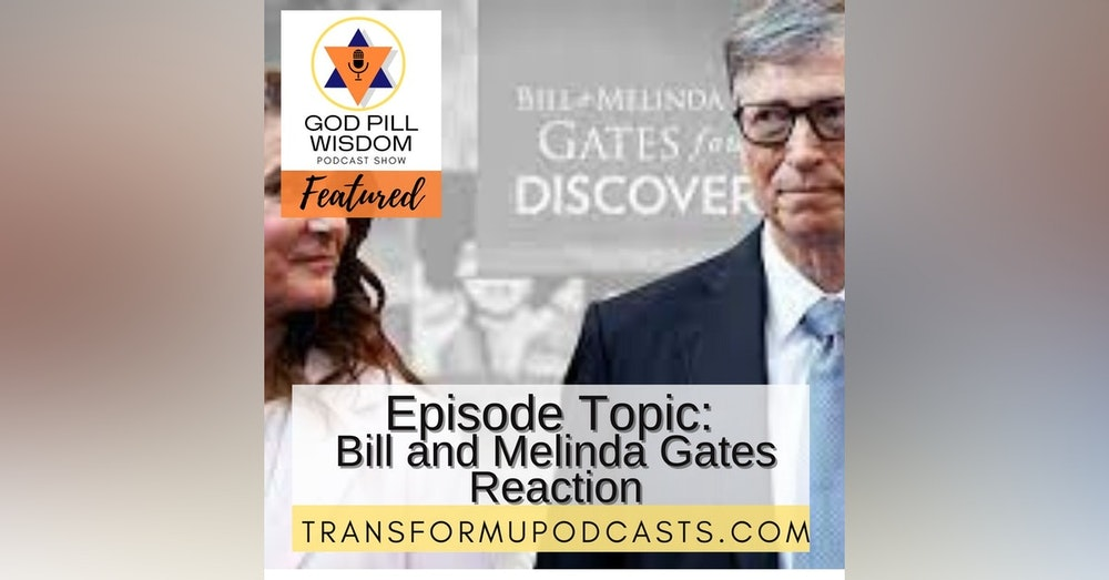 Bill and Melinda Gates (Why Sex in Relationships is Important) [2021]