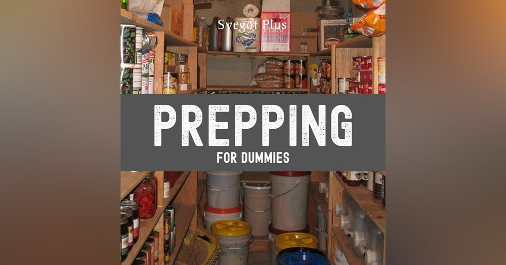 Om prepping for dummies