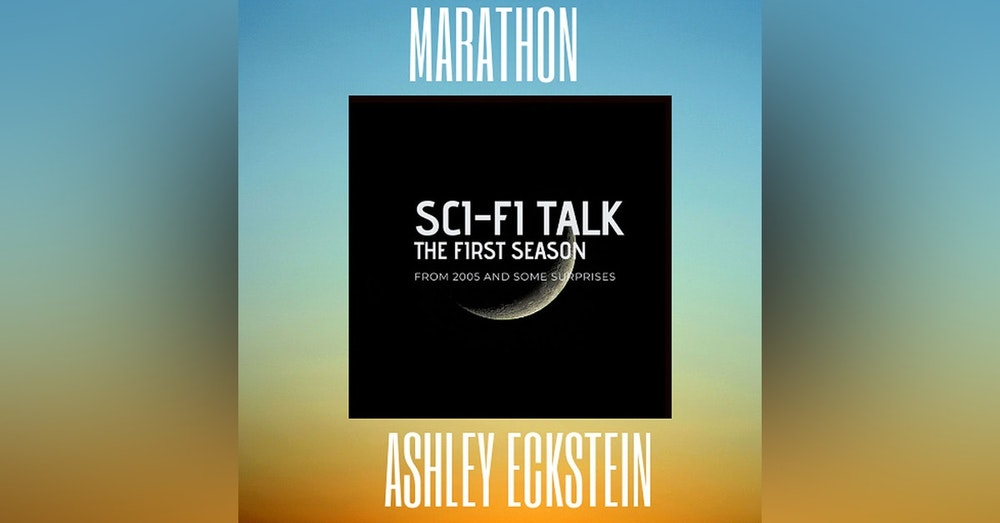 Holiday Marathon Ashley Eckstein