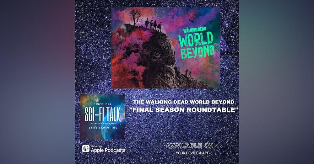 The Walking Dead World Beyond The Final Season