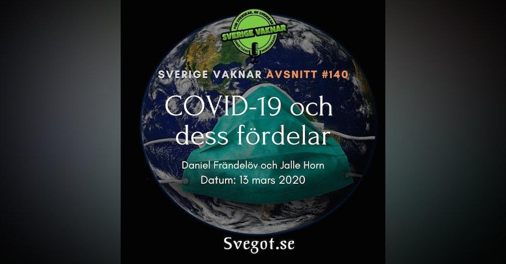 140. COVID-19 och dess fördelar