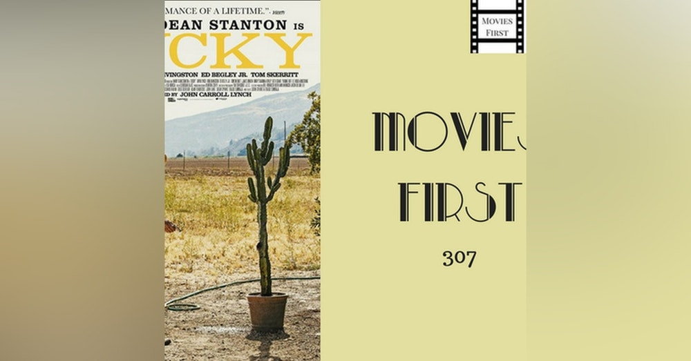 307: Lucky - Movies First with Alex First & Chris Coleman
