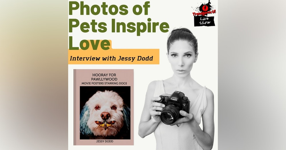Cute Dog Photos and Be Inspired to Love Your Passion with Jessy Dodd