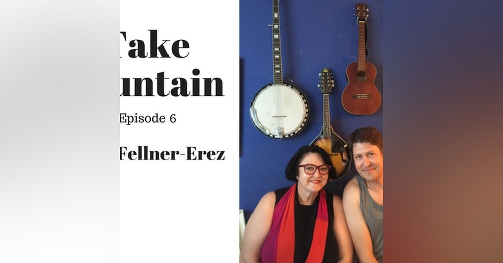 7: Take Fountain with Ella James Episode 6 - Marc Fellner-Erez - Actor, creative and all round nice guy.