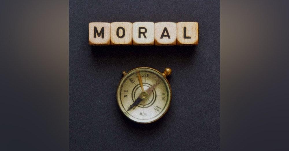 Om behovet av en moralisk upprustning