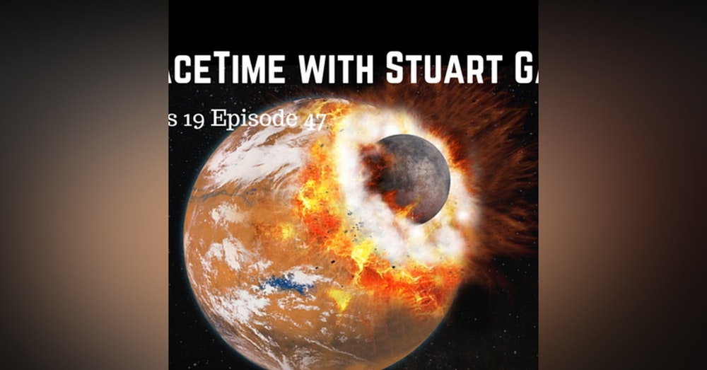 47: SpaceTime with Stuart Gary S19E47 - Ancient Supnovae and Martian Moons