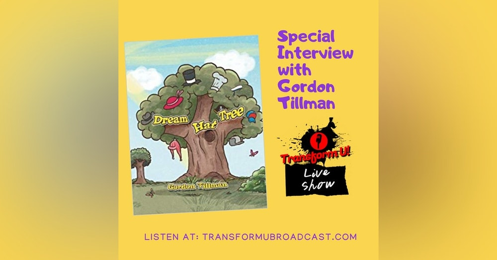 Episode 24: Special Interview with Military Veteran and Author Gordon Tillman