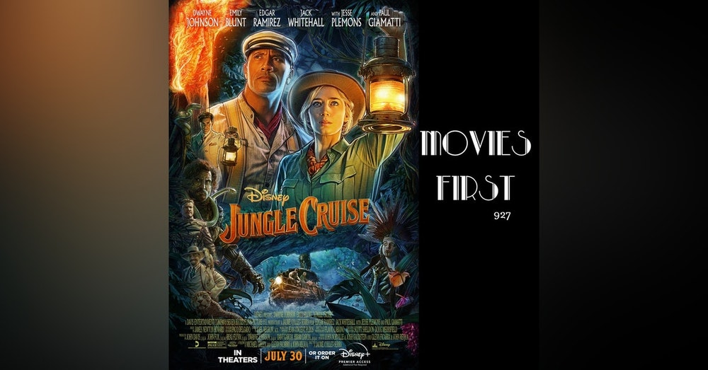 Jungle Cruise (Action, Adventure, Comedy) Review