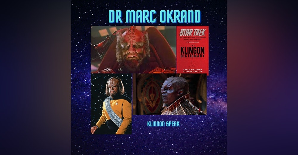 Dr Marc Okrand