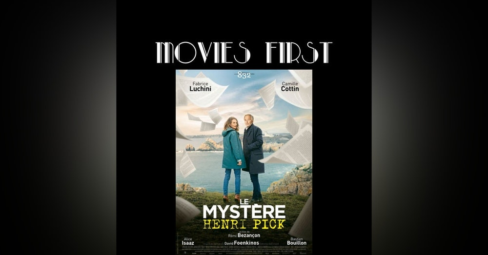 The Mystery of Henri Pick (Comedy, Drama) (the @MoviesFirst review)