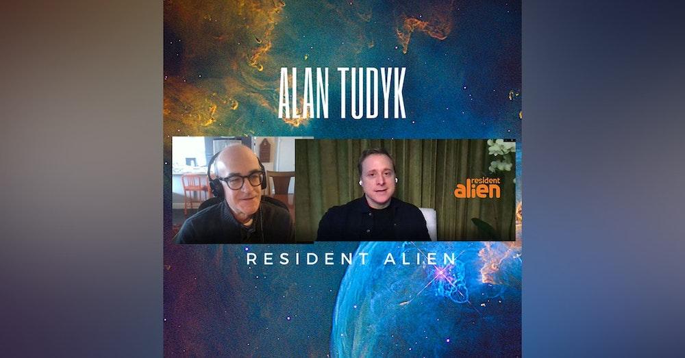 Alan Tudyk Resident Alien