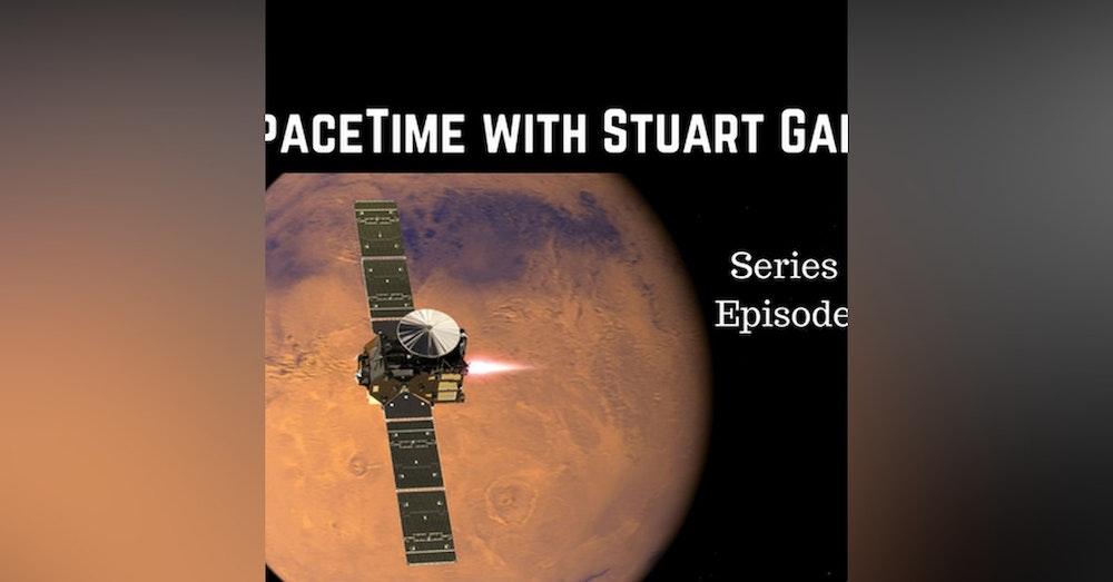 74: Schiaparelli Mars lander lost on its final decent