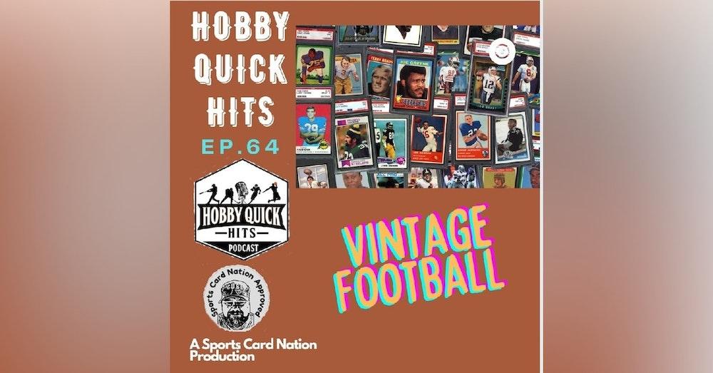 HQH Ep.64 Undervalued Vintage Football