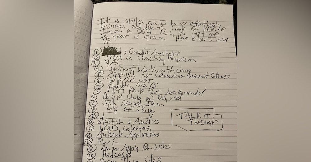 Episode 468 - Justin Finkelstein Talks Top 20 Lists