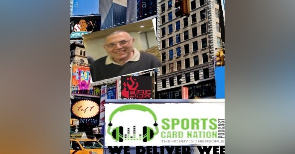 Ep.49 w/Rich Klein Hobby through the years, StockX Topps teamup