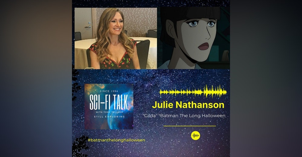 Julie Nathanson Gilda Dent In The Long Halloween