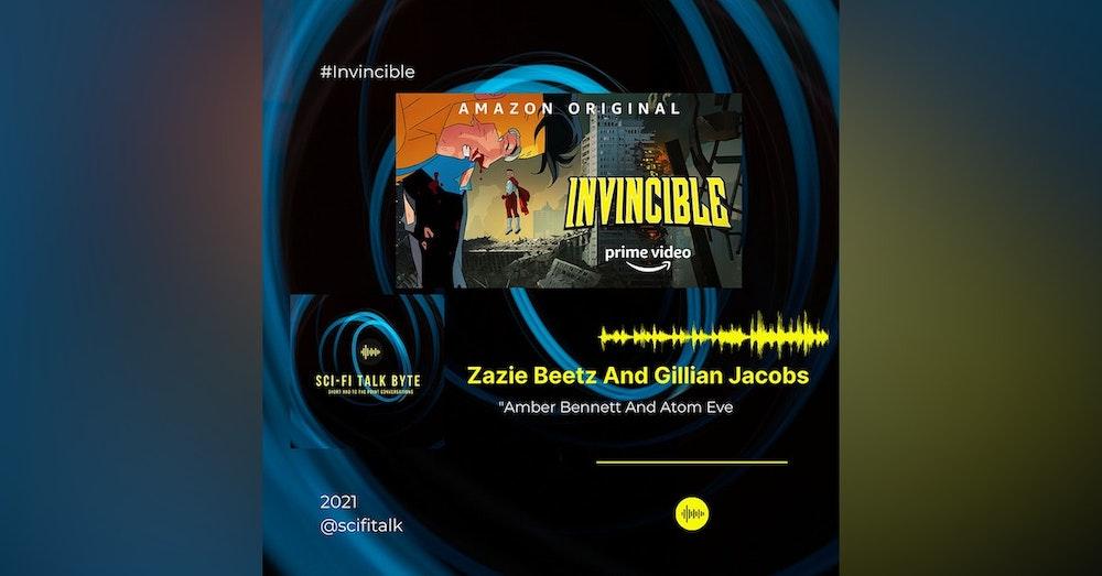 Byte Zazie Beetz And Gillian Jacobs