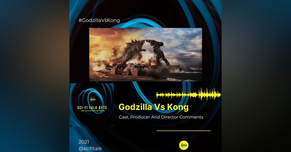 Byte Godzilla Vs Kong