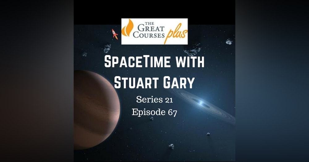 67: Earth's ingredients are fairly typical - SpaceTime with Stuart Gary Series 21 Episode 67