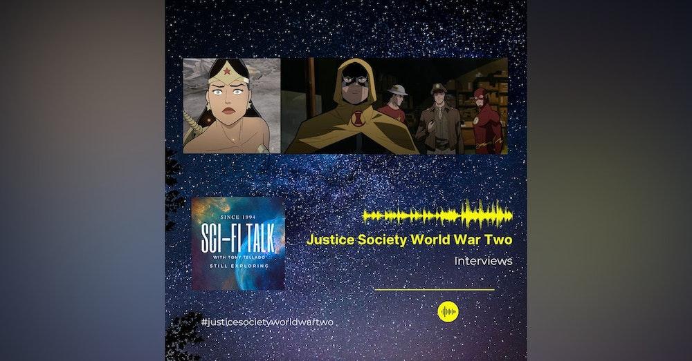 Justice Society World War 2
