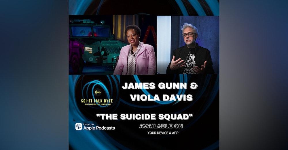 Byte James Gunn And Viola Davis