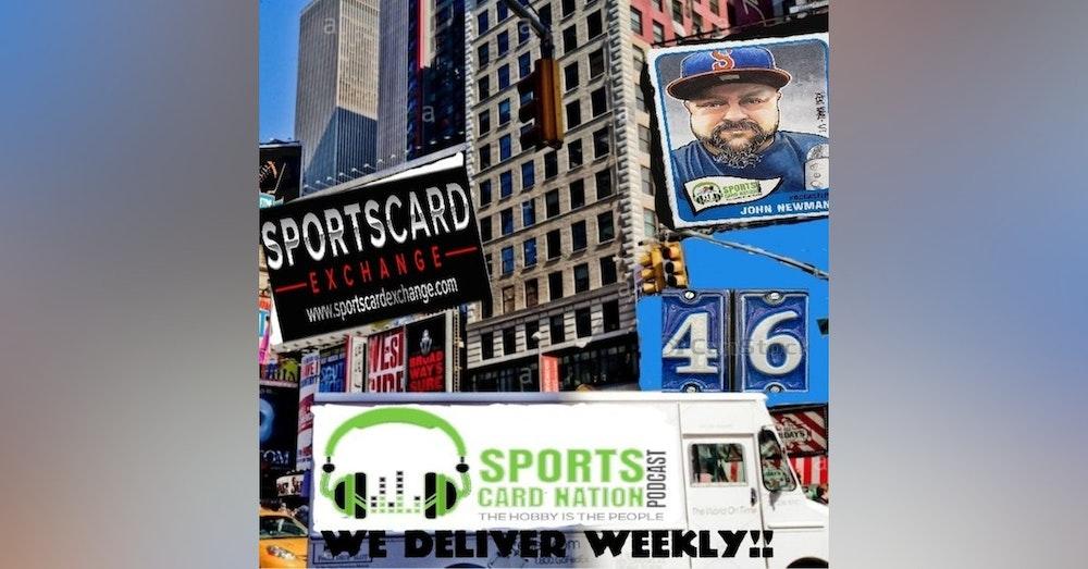 Ep.46 w/Louis Papa Jr from Sports Card Exchange-Financial background advantage?