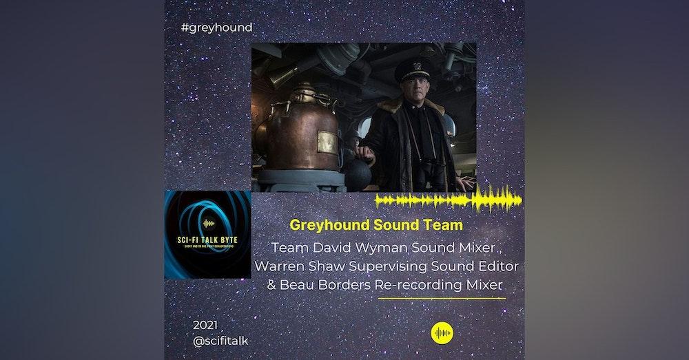 Byte Greyhound Sound Team