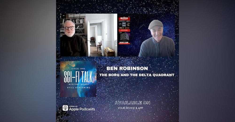 Ben Robinson Star Trek Shipyards The Borg and Delta Quadrant
