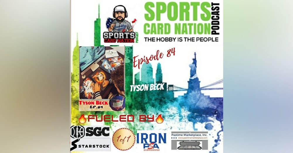 Ep.84 Tyson Beck/Topps Project 2020